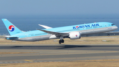 HL8083 - Boeing 787-9 Dreamliner - Korean Air