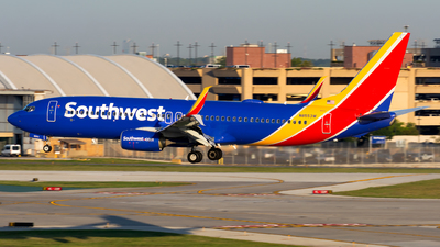N8553W - Boeing 737-8H4 - Southwest Airlines