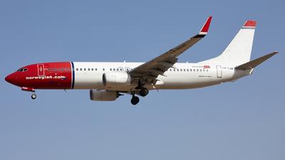 LN-NGN - Boeing 737-8JP - Norwegian
