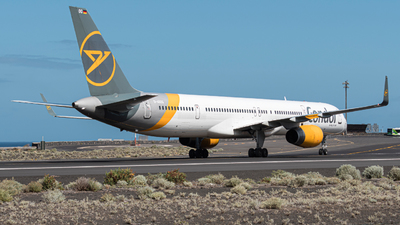 D-ABOG - Boeing 757-330 - Condor