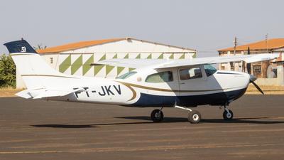 PT-JKV - Cessna 210L Centurion II - Private
