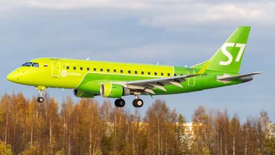 A picture of VQBYF - Embraer E170STD - S7 Airlines - © Lera Kiame