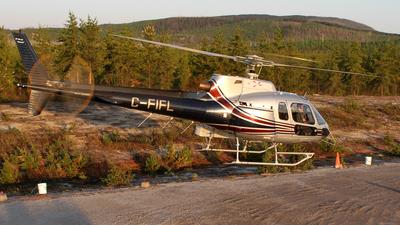 A picture of CFIFL - Aerospatiale AS350 BA SuperStar - [1453] - © Daniel Lapierre Forget