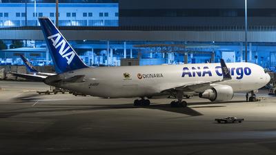 JA605F - Boeing 767-316F(ER) - ANA Cargo