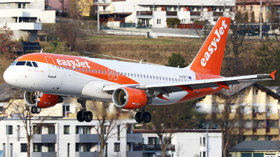 A picture of GEZTY - Airbus A320214 - easyJet - © Mihai Crisan