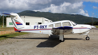 PT-RKY - Embraer EMB-711ST Corisco II Turbo - Private