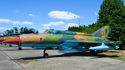 506 - Mikoyan-Gurevich MiG-21M Lancer A - Romania - Air Force
