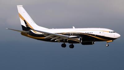 9H-GGG - Boeing 737-7Z5(BBJ) - Jet Aviation Flight Services (Malta)