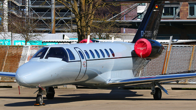 D-COBH - Cessna 525 Citationjet CJ3 - Private