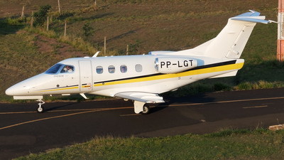 PP-LGT - Embraer 500 Phenom 100 - Private