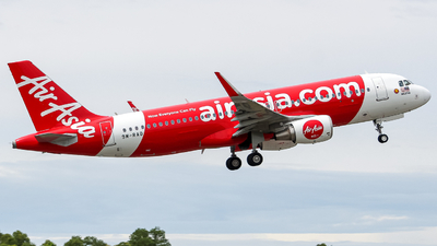 A picture of 9MRAO - Airbus A320216 - AirAsia - © Kody Chin