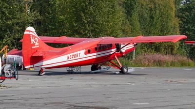 A picture of N320KT - De Havilland Canada DHC3 Otter - [73] - © Giuseppe Battioli