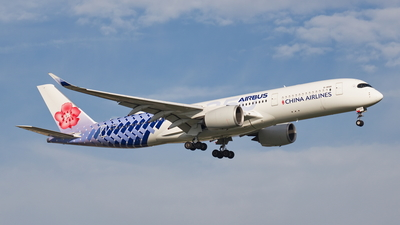 A picture of B18918 - Airbus A350941 - China Airlines - © TY-CHEN