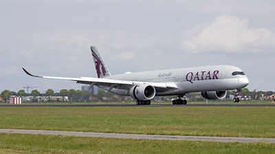 A7-ANA - Airbus A350-1041 - Qatar Airways