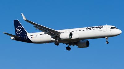 D-AIEF - Airbus A321-271NX - Lufthansa