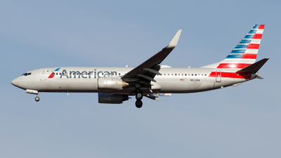 A picture of N820NN - Boeing 737823 - American Airlines - © Oliver Richter