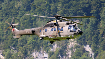 T-334 - Eurocopter AS 532UL Cougar - Switzerland - Air Force