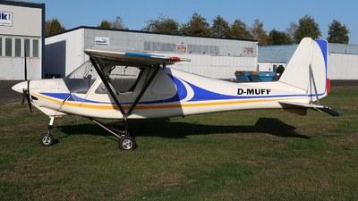 A picture of DMUFF - Ikarus C42 - [00106289] - © Marcel Hagemann