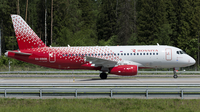 A picture of RA89108 - Sukhoi Superjet 10095B - Rossiya - © SN7756
