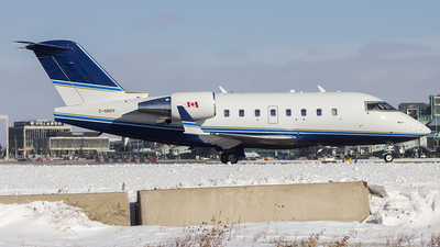 C-GRPF - Bombardier CL-600-2B16 Challenger 601-3R - Private