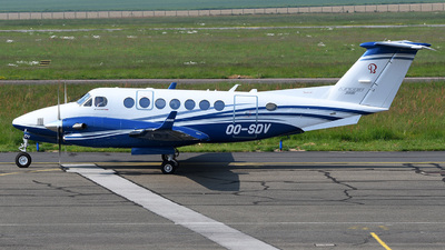 OO-SDV - Beechcraft B300 King Air 350i - Private