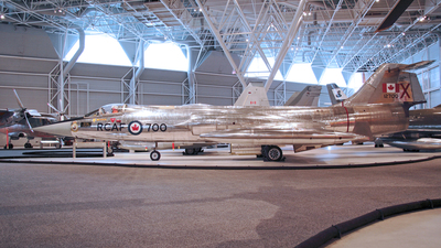 12700 - Lockheed F-104A Starfighter - Canada - Royal Air Force