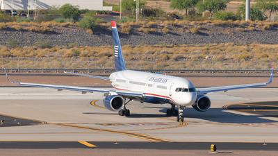 N909AW - Boeing 757-2G7 - US Airways