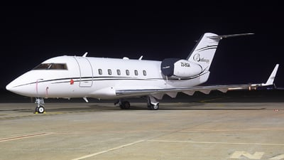 ZS-BGA - Canadair CL-600-1A11 Challenger 600S - Private