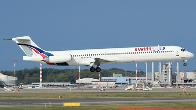 EC-KCX - McDonnell Douglas MD-83 - Swiftair
