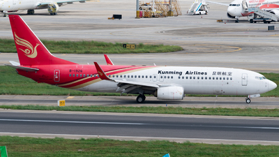 A picture of B1926 - Boeing 73787L - Kunming Airlines - © MICHAELWang