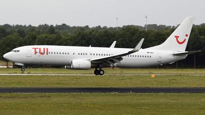 OM-IEX - Boeing 737-8BK - TUI