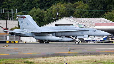 165228 - McDonnell Douglas F/A-18C Hornet - United States - US Marine Corps (USMC)