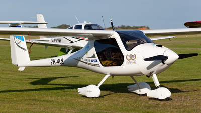 PH-4L8 - Pipistrel Virus 912 - Private