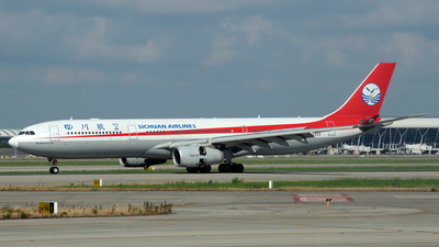 B-5929 - Airbus A330-343 - Sichuan Airlines
