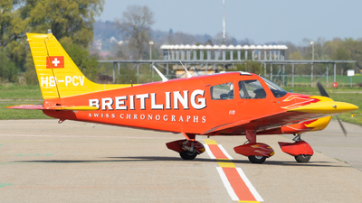 A picture of HBPCV - Piper PA28140 - [287725096] - © Pascal Ackermann