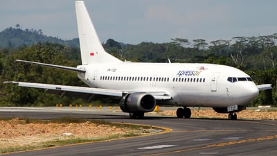 PK-TZE - Boeing 737-3M8 - XPress Air
