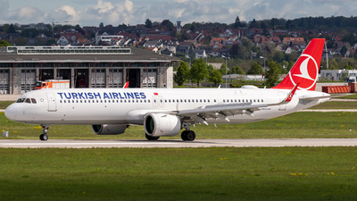 A picture of TCLSY - Airbus A321271NX - Turkish Airlines - © Steffen Müller