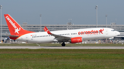 A picture of TCTJI - Boeing 7378S3 - Corendon Airlines - © Thomas Ernst