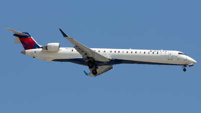 N825SK - Bombardier CRJ-900ER - Delta Connection (SkyWest Airlines)
