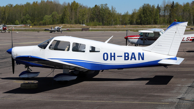 OH-BAN - Piper PA-28-151 Cherokee Warrior - Private
