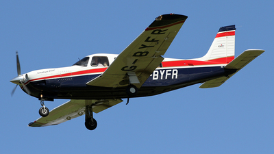 A picture of GBYFR - Piper PA32R301 - [3246133] - © Ian Howat