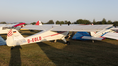 D-EOLD - Taylorcraft BC-12D - Private