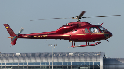 UR-TBF - Eurocopter AS 355F1 TwinStar - Private