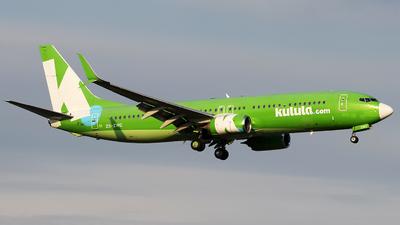 ZS-ZWC - Boeing 737-8LD - Kulula.com