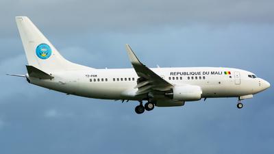 TZ-PRM - Boeing 737-7BC(BBJ) - Mali - Government