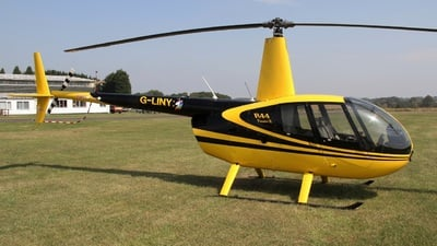 G-LINY - Robinson R44 Raven II - Helicentre