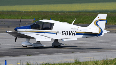 F-GBVH - Robin DR400/120 Petit Prince - Private