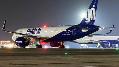 VT-WGJ - Airbus A320-271N - Go Air
