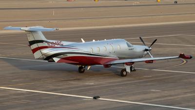 N384PC - Pilatus PC-12/47E - Private