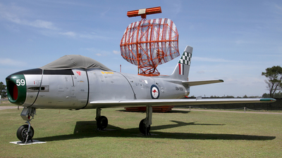 A94-959 - CAC CA-27 Sabre Mk.32 - Australia - Royal Australian Air Force (RAAF)